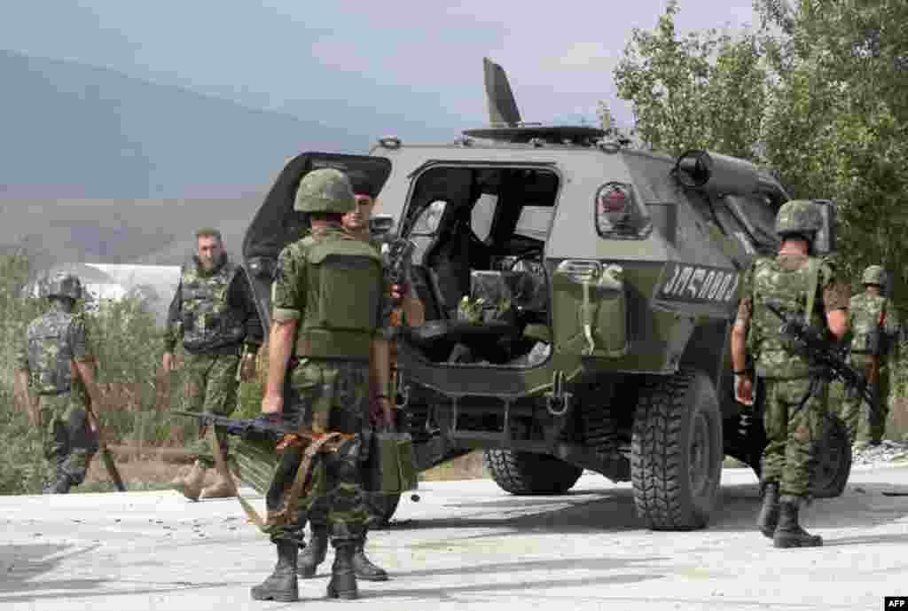 Эхо грузинской войны