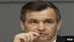 Menteri Dalam Negeri Rusia, Rashid Nurgaliyev