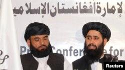 طالبان گفته اند که با شماری از کشورهای جهان در ارتباط اند