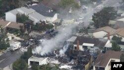 Vojni avion je zbog kvara udario u kuću u San Dijegu u Kaliforniji