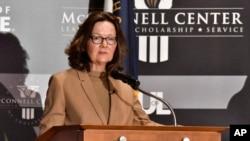 جینا هسپل، رئیس ادارۀ استخبارات مرکزی ایالات متحدۀ امریکا