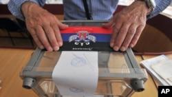 东乌克兰分离投票