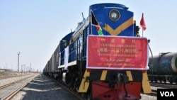 احداث دو خط آهن و دو شاهراه در افغانستان بخش عمدۀ ابتکار یک کمربند یک راه است