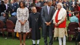 Vizita e Presidentit Obama në Indi