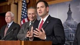 El senador cubano estadounidense, Marco Rubio es considerado por sus colegas republicanos una figura emblemática dentro del partido.