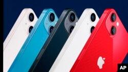 ایپل 13 کے نئے ماڈلز