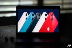 ایپل نے ستمبر میں آئی فون کے نئے ماڈلز لانچ کیے تھے۔
