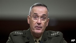 Marine Gen. Joseph Dunford (2012 photo)