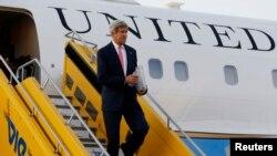 Ngoại trưởng Mỹ John Kerry sẽ thực hiện chuyến công du 6 ngày với các chặng dừng chân ở Myanmar, Australia, quần đảo Solomon và Hawaii.