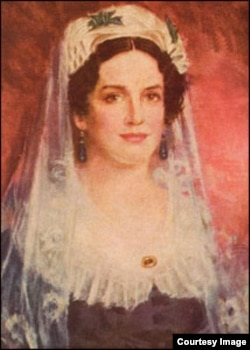 Portrait of Rachel Jackson