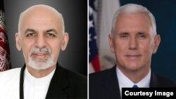 دو رهبر در مورد وضعیت عمومی امنیتی افغانستان نیز صحبت کرده اند