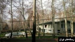 ویلای نمازی در شمال تهران