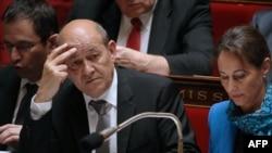 Jean-Yves Le Drian (AFP)