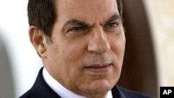 Zine El Abidine Ben Ali (archives)