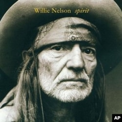 "Willie Nelson's ""Spirit"" CD"