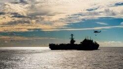 VOA连线(乔栈):参议院就海军准备情况召开听证会,海军部长呼吁持续投资