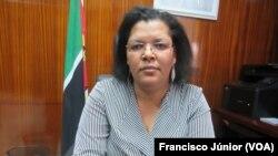 Ana Paula Simões, directora do Inatter, Moçambique