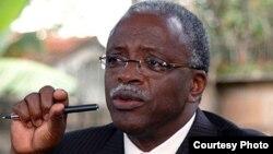 Waziri Mkuu wa Uganda Amama Mbabazi