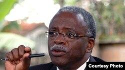 Amama Mbabazi, ancien Premier ministre ougandais, candidat déclaré à ;a prochaine élection présidentielle