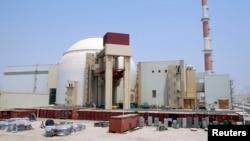 이란 테헤란의 부셰르 원자력 발전소.
