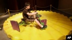 Anak-anak dilatih mengembangkan imajinasi pada beragam bidang sains dan artistik (foto: ilustrasi).