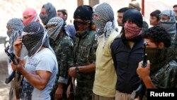 El grupo terrorista Estado Islámico controla la zona norte y este de Siria. EE.UU. estudia la posibilidad de intervenir militarmente como lo ha hecho en Irak.