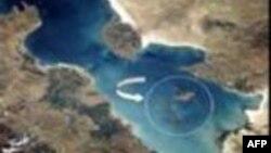 Urmiyya gölü