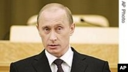 Putin Calls for Emergency Meeting on Major European Arms Treaty