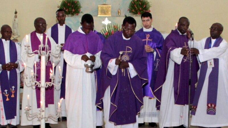 L'Eglise catholique burundaise doute des résultats de la présidentielle