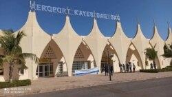 Air Burkina Ye a Ka Pankunu Fɔlɔ Jigili Dayɛlɛli Koromo Kari Kayi Marala, Mali
