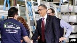 Բարաք Օբաման՝ հարկերի նվազեցման ծրագրի մասին