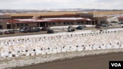 """""""Sitting Bull"""" kolleji, Shimoliy Dakota"""