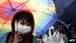 «Радиоактивный дождь» в Южной Корее закрыл школы