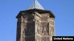 منار های تاریخی شهر غزنی