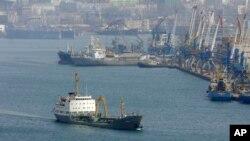 Cảng Vladivostok
