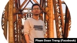 Lê Hữu Minh Tuấn - thành viên Hội Nhà báo Độc Lập Việt Nam.