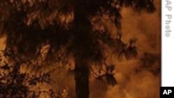 洛杉矶火灾史上最大 五万公顷化为焦土