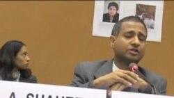 احمد شهید: نقض حقوق بشر در ایران همچنان ادامه دارد