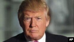 Donald Trump generó polémica cuando anunció que podría presentarse como candidato presidencial de Estados Unidos, en los comicios del 2012.