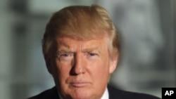 ທ່ານ Donald Trump