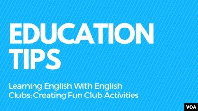 Creating Fun English Club Activities to Learn English