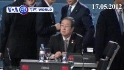 VOA60 Thế Giới 17/05/2012