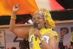 Interview With Gadzira Chirumanzu on Grace Mugabe Wheelchair Remarks