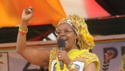 ZimPlus: Zimbabwe First Lady Says 91-Year Old Mugabe to Rule Even in Wheelchair, Monday, November 23, 2015