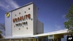 Drive-in kino Moonlite Theatre u Woodburyju, država Tennessee, još je uvijek otvoreno