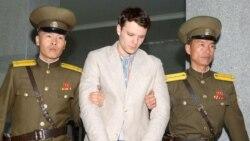 [뉴스 풍경] 북한 억류 미국인 동료학생들 반응