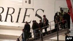 Иностранцы покидают Ливию