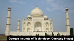 The Taj Mahal attracts millions of visitors each year. Researchers have determined how particulates in the air are discoloring the landmark.