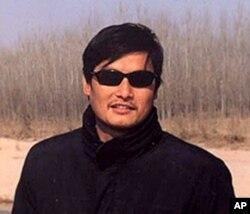 盲人律师陈光诚