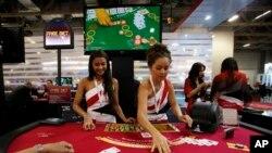 中國反腐運動影響澳門博彩業收入